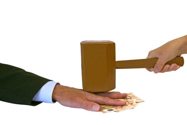 detener, la, codicia, del, dinero, - 5264085