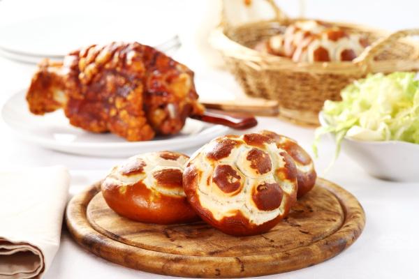 pan coccion panaderia pasteleria comida cena