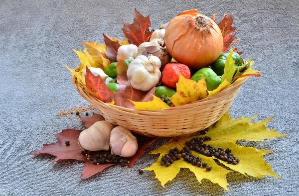 verduras, de, otoño - 6827457