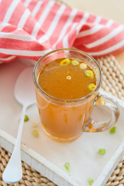 catarro dieta hogar remedio de caldo