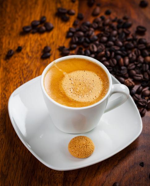 taza de cafe expreso