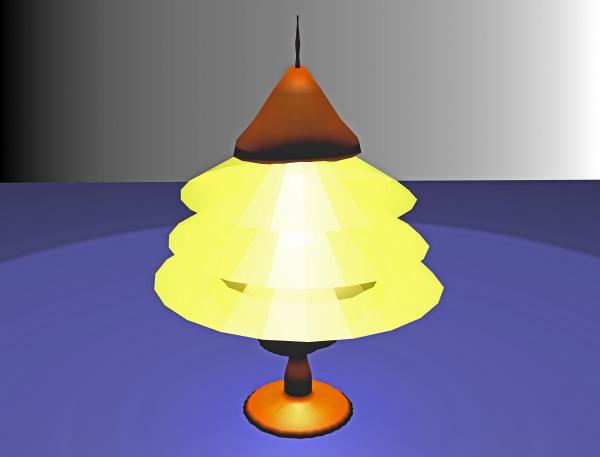 las lamparas donan light