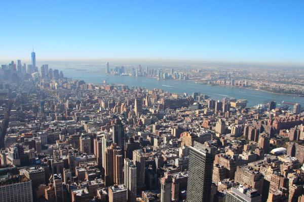 torre vista panoramica paseo viaje enorme