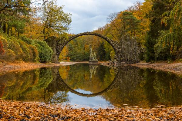 parque puente alemania rododendro diablo