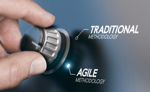 cambio de la metodologia de gestion