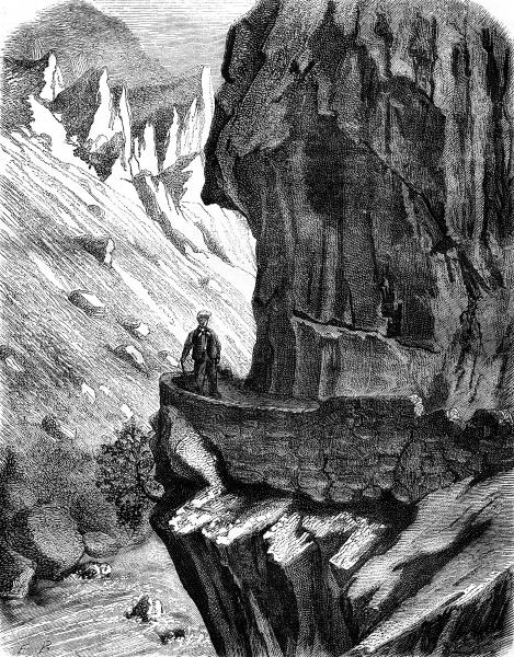 parte del antiguo camino de quillan
