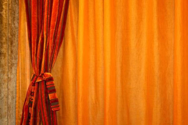 cortina horizontal