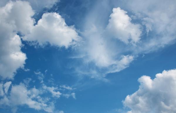 nubes dramaticas