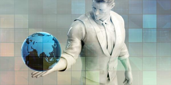 ciencia futurista internet tecnologia informatica arte