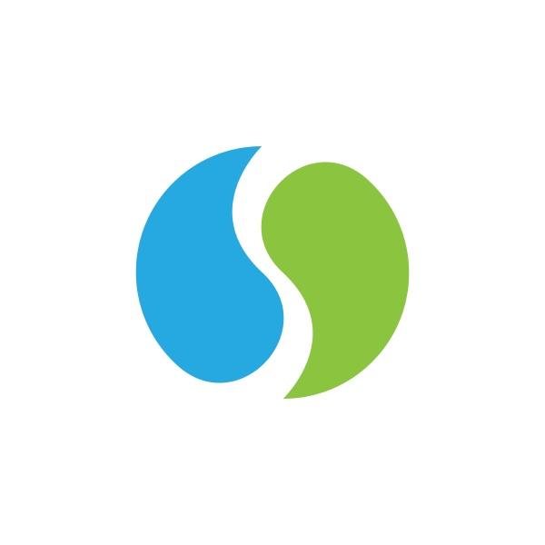 yin, yang, ilustración, de, diseño, de - 30572651