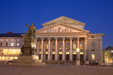 opera estatal de munich