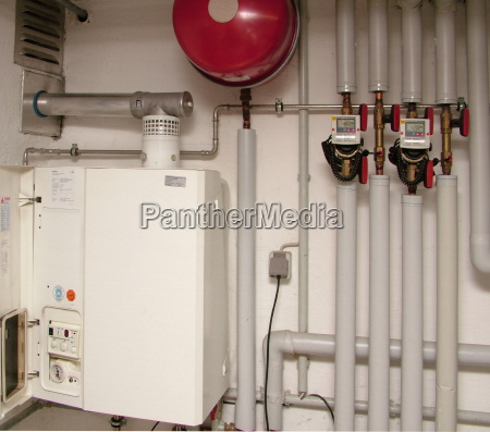 calefaccion de gas