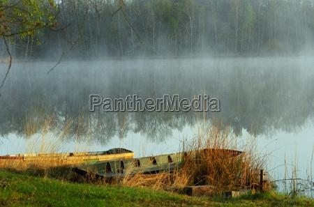fog boats