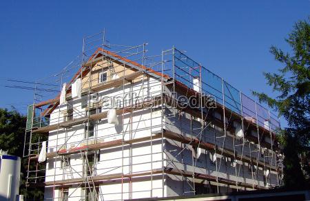 casa construccion artesano edificio de viviendas