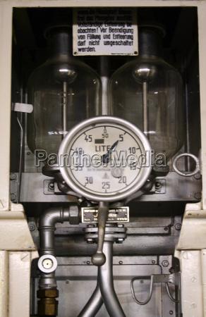 bomba de gas