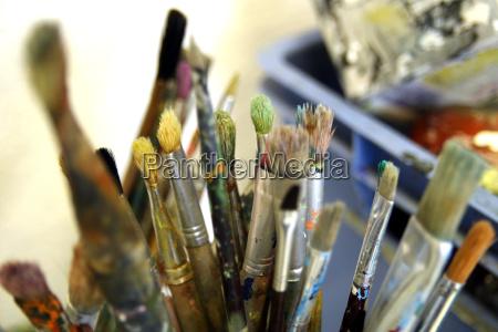 estudio azul ocio arte color verde