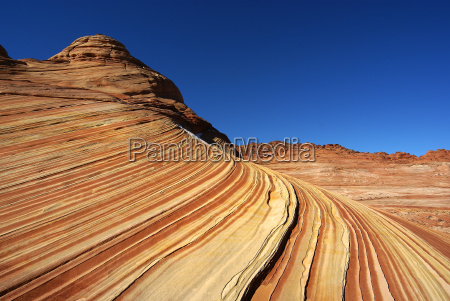 curvas de piedra arenisca