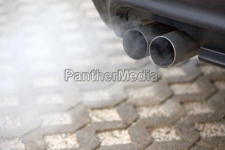efecto invernadero y coche