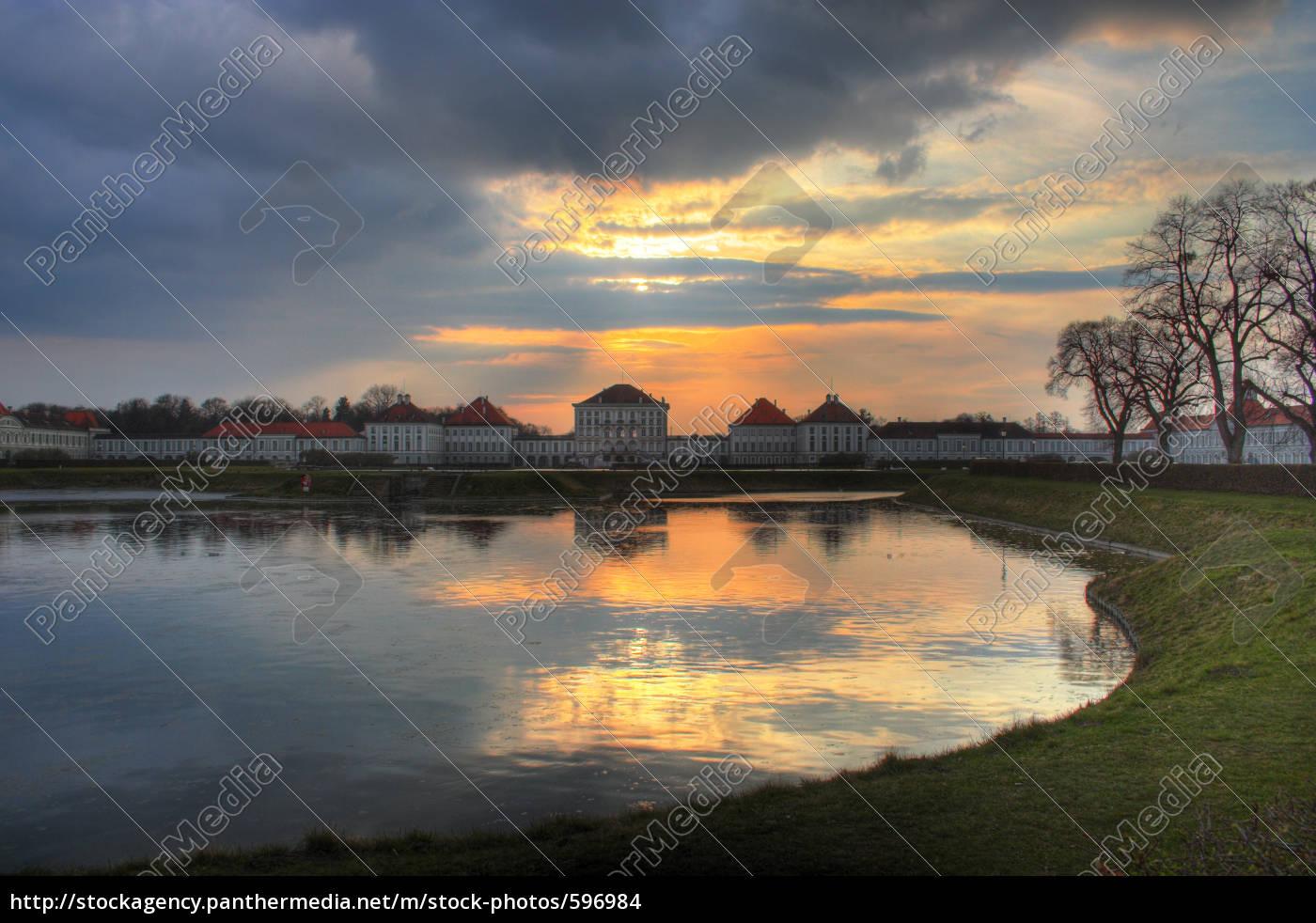 schloss, nymphenburg - 596984