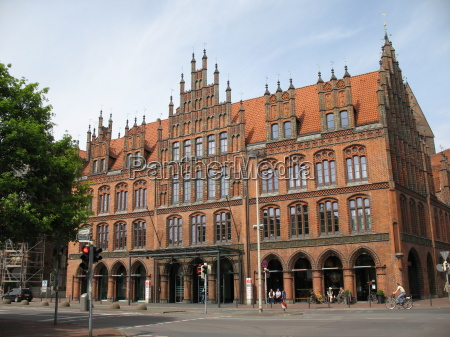 antiguo ayuntamiento hannover