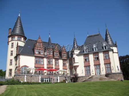 castillo de klink mritz mechlenburg