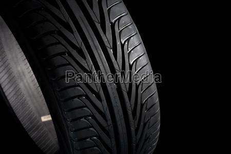 perfil opcional negro coche carro vehiculo
