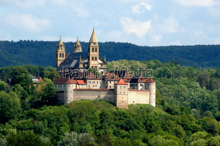 iglesia monasterio campanario abendsonne monastico campanarios