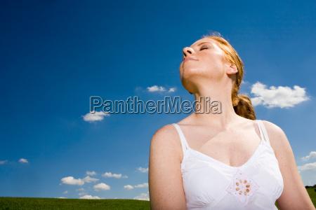 confiando en el sol
