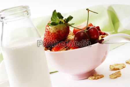 desayuno, saludable - 1077333