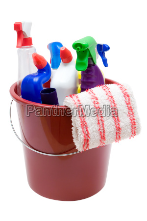 utensilios de limpieza
