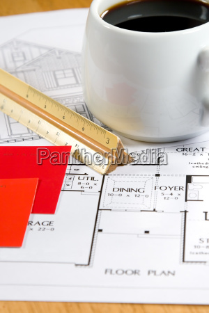 architects home drawings