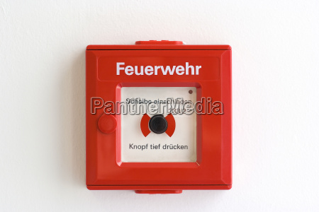 peligro emergencia alarma alarma de incendios