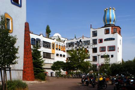 fachada estilo de construccion arquitectura escuela
