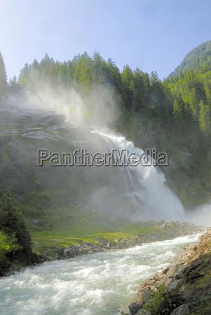 krimmler waterfall