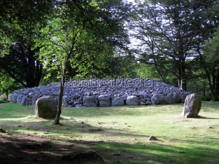 piedra tumba inglaterra escocia mojon grave