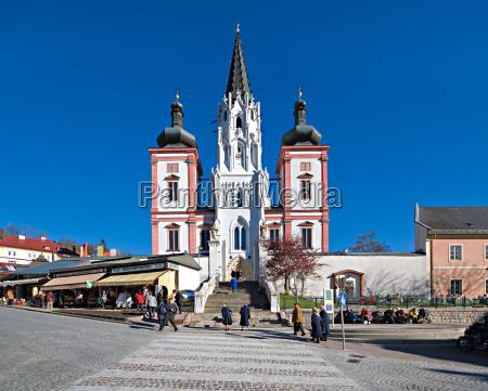 basilica de mariazell