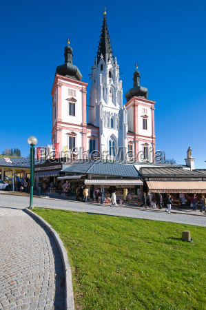 iglesia catedral austria basilica peregrino