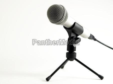 tecnologia equipo de musica acustica microfono