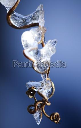 azul inverno frio idade do gelo