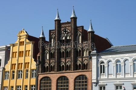 hanseatica ciudad pueblo edad mayor mas
