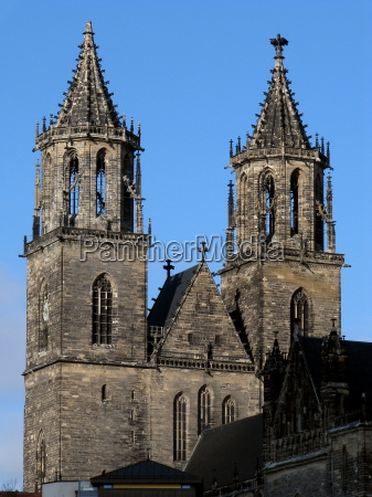 torre iglesia catedral torres estilo de