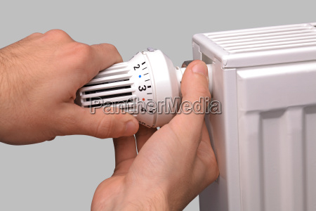 termostato del radiador