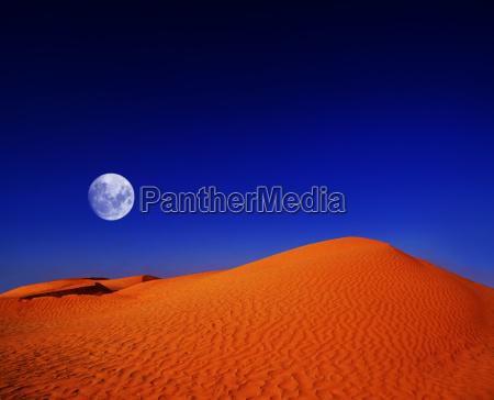 noche del desierto