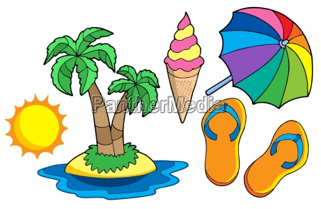 ocio fiesta vacaciones luz soleado verano