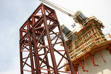 puente reprimenda construccion ruegenbruecke stralsund brueckenfeiler