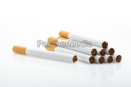cigarrillo salud inclinacion tabaco adicto nicotina