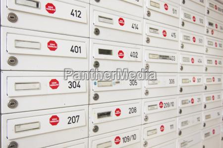 comunicacion buzon correo buzones de correo