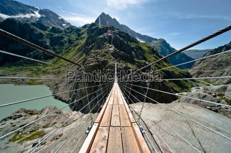 trift bridge