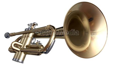 sonido musical laton trompeta metodo compartir
