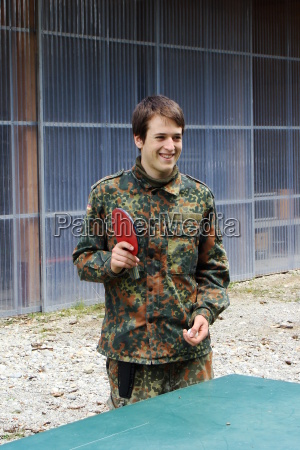 leisure in uniform
